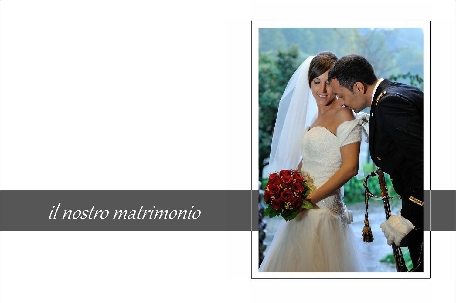 Fotolibro Matrimonio