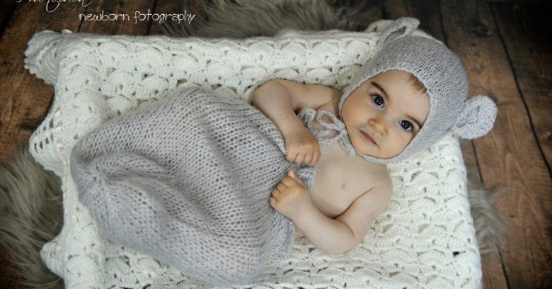 Servizio fogorafico neonato in studio