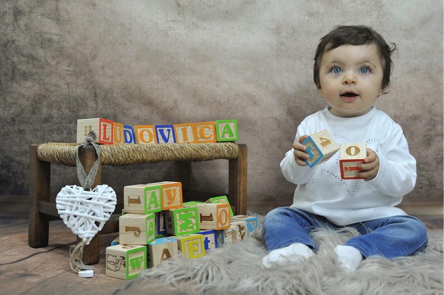 servizio foto bambino