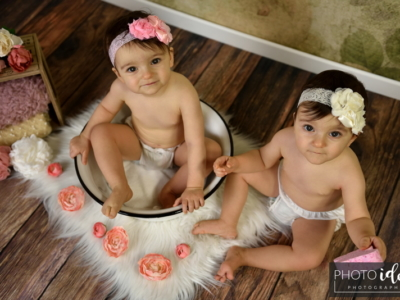 Giada e Michela – Smash Cake