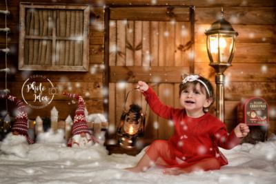Viola – Le foto di Natale